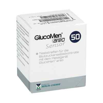 Glucomen areo Sensor Teststreifen  bei deutscheinternetapotheke.de bestellen