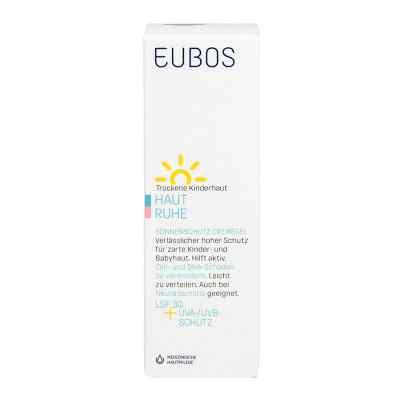 Eubos Kinder Haut Ruhe Sonnensch.cr.gel Lsf 30+uva  bei deutscheinternetapotheke.de bestellen