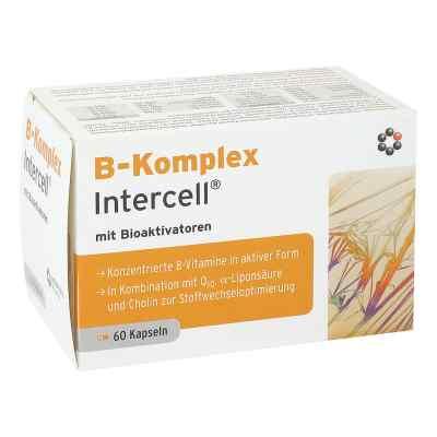 B Komplex Intercell Kapseln  bei deutscheinternetapotheke.de bestellen