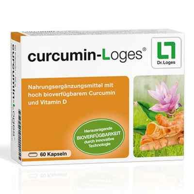Curcumin-loges Kapseln  bei deutscheinternetapotheke.de bestellen