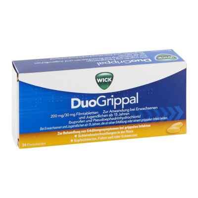 Wick Duogrippal 200 mg/30 mg Filmtabletten  bei deutscheinternetapotheke.de bestellen