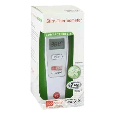 Aponorm Fieberthermometer Stirn Contact-free 3  bei deutscheinternetapotheke.de bestellen