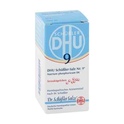 Biochemie Dhu 9 Natrium phosphoricum D6 Globuli  bei deutscheinternetapotheke.de bestellen