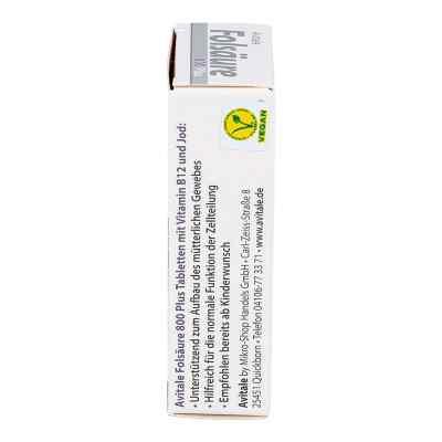 Folsäure 800 Plus B12+jod Tabletten  bei deutscheinternetapotheke.de bestellen