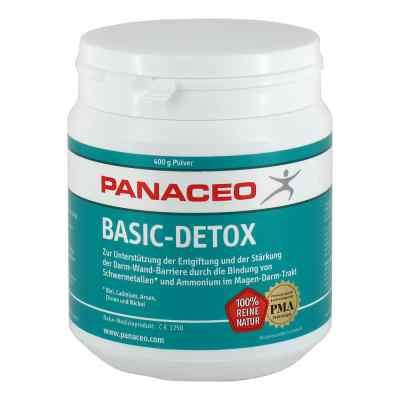 Panaceo Basic-detox Pulver  bei deutscheinternetapotheke.de bestellen