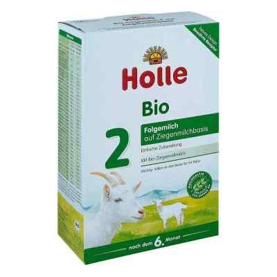 Holle Bio Folgemilch auf Ziegenmilchbasis 2 Pulver  bei deutscheinternetapotheke.de bestellen