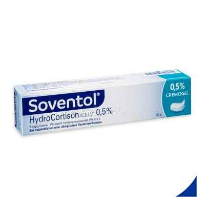 Soventol Hydrocortisonacetat 0,5%  bei deutscheinternetapotheke.de bestellen