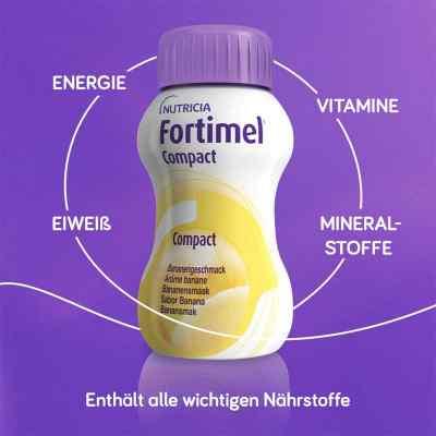 Fortimel Compact 2.4 Bananengeschmack  bei deutscheinternetapotheke.de bestellen