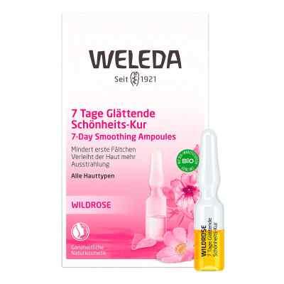 Weleda Wildrose 7 Tage Glättende Schönheits-kur  bei deutscheinternetapotheke.de bestellen