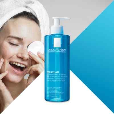 Roche Posay Effaclar schäumendes Reinigungsgel  bei deutscheinternetapotheke.de bestellen