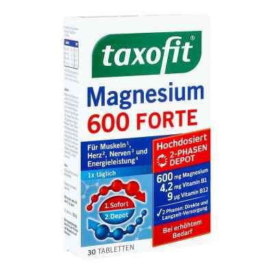 Taxofit Magnesium 600 Forte Depot Tabletten  bei deutscheinternetapotheke.de bestellen
