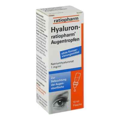 Hyaluron Ratiopharm Augentropfen  bei deutscheinternetapotheke.de bestellen