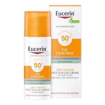 Eucerin Oil Control Face Sun Gel-Creme LSF 50  bei deutscheinternetapotheke.de bestellen