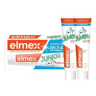 Elmex Junior Zahnpasta Doppelpack  bei deutscheinternetapotheke.de bestellen