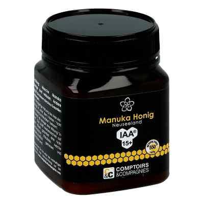 Manuka Honig Mgo 550  bei deutscheinternetapotheke.de bestellen