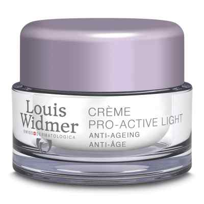 Widmer Creme Pro-active Light leicht parfümiert  bei deutscheinternetapotheke.de bestellen