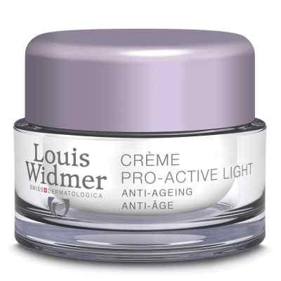 Widmer Creme Pro-active Light unparfümiert  bei deutscheinternetapotheke.de bestellen