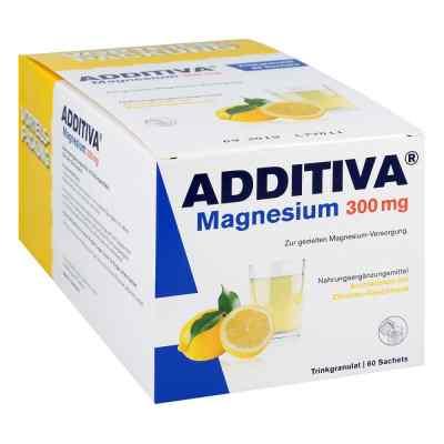 Additiva Magnesium 300 mg N Pulver  bei deutscheinternetapotheke.de bestellen
