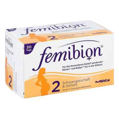 Femibion Schwangerschaft 2 D3+dha+400 [my]g Folat  bei deutscheinternetapotheke.de bestellen