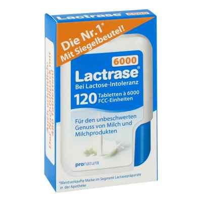 Lactrase 6.000 Fcc Tabletten im Klickspender  bei deutscheinternetapotheke.de bestellen