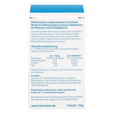 Lactrase 6.000 Fcc Tbl.im Klickspender Doppelpack  bei deutscheinternetapotheke.de bestellen