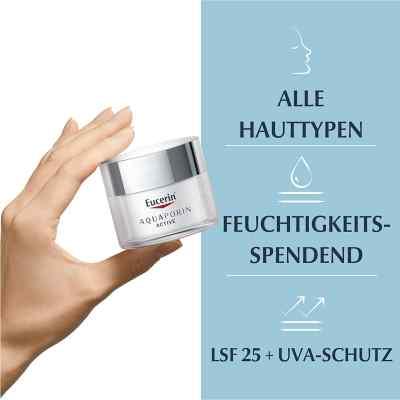 Eucerin Aquaporin Active Creme Lsf 25  bei deutscheinternetapotheke.de bestellen