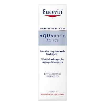 Eucerin Aquaporin Active Augenpflege Creme  bei deutscheinternetapotheke.de bestellen