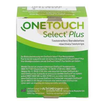 One Touch Selectplus Blutzucker Teststreifen  bei deutscheinternetapotheke.de bestellen