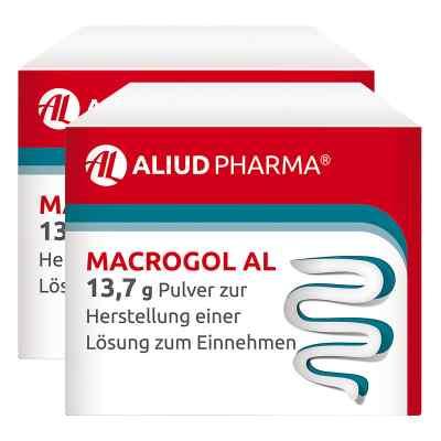 Macrogol AL 13,7 g Pulver  bei deutscheinternetapotheke.de bestellen