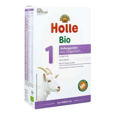 Holle Bio Anfangsmilch 1 auf Ziegenmilchbasis  bei deutscheinternetapotheke.de bestellen