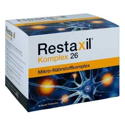 Restaxil Komplex 26 Pulver  bei deutscheinternetapotheke.de bestellen