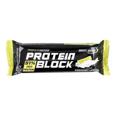 Bbn Hardcore Proteinblock Riegel Yoghurt Lemon  bei deutscheinternetapotheke.de bestellen