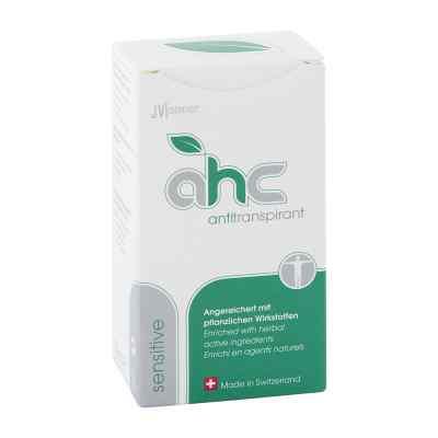 Ahc sensitive Antitranspirant flüssig  bei deutscheinternetapotheke.de bestellen