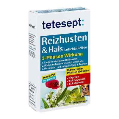 Tetesept Reizhusten & Hals Lutschtabletten  bei deutscheinternetapotheke.de bestellen