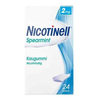Nicotinell 2mg Spearmint  bei deutscheinternetapotheke.de bestellen