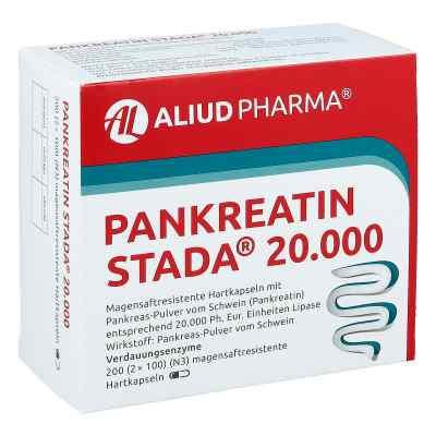 Pankreatin STADA 20000 Aliud  bei deutscheinternetapotheke.de bestellen