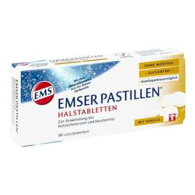Emser Pastillen ohne Menthol zuckerfrei  bei deutscheinternetapotheke.de bestellen