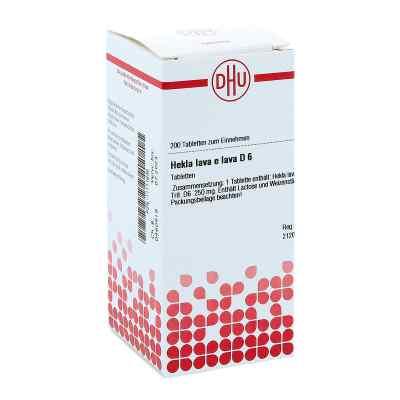 Hekla lava e lava D 6 Tabletten  bei deutscheinternetapotheke.de bestellen