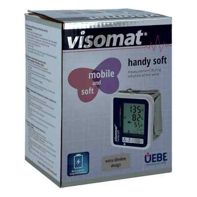 Visomat handy soft Handgelenk Blutdruckmessgerät  bei deutscheinternetapotheke.de bestellen