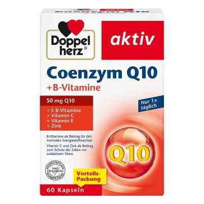 Doppelherz Coenzym Q10+b Vitamine Kapseln  bei deutscheinternetapotheke.de bestellen