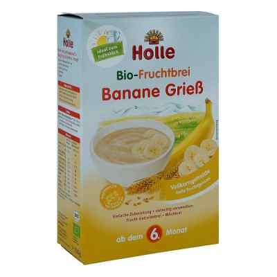 Holle Bio-fruchtbrei Banane Griess  bei deutscheinternetapotheke.de bestellen