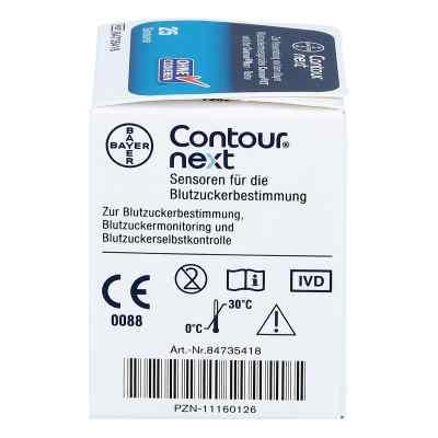 Contour next Sensoren Teststreifen  bei deutscheinternetapotheke.de bestellen
