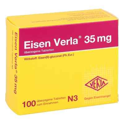 Eisen Verla 35mg  bei deutscheinternetapotheke.de bestellen