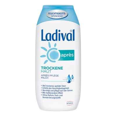 Ladival trockene Haut Apres Pflege Milch  bei deutscheinternetapotheke.de bestellen