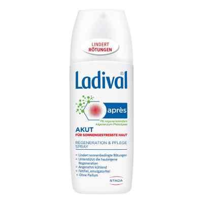Ladival Akut Apres Pflege Beruhigungs-spray  bei deutscheinternetapotheke.de bestellen