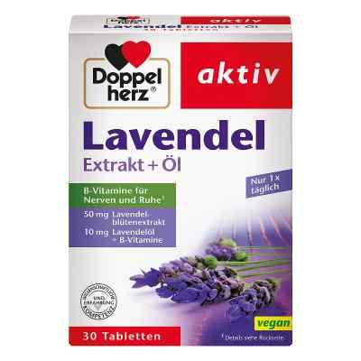 Doppelherz Lavendel Extrakt+öl Tabletten  bei deutscheinternetapotheke.de bestellen