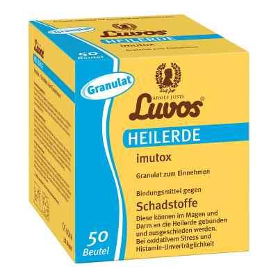 Luvos Heilerde imutox Granulat  bei deutscheinternetapotheke.de bestellen