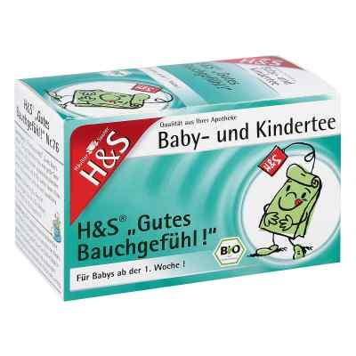 H&s Gutes Bauchgefühl Bio Baby- und Kindertee  bei deutscheinternetapotheke.de bestellen