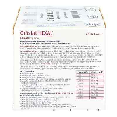 Orlistat HEXAL 60mg  bei deutscheinternetapotheke.de bestellen