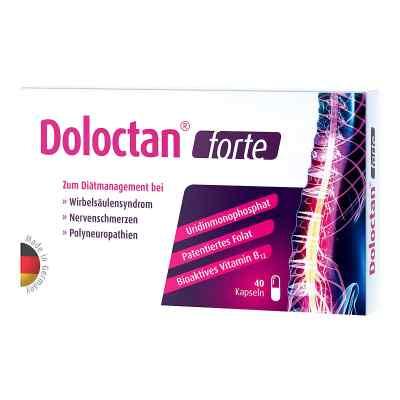 Doloctan forte Kapseln  bei deutscheinternetapotheke.de bestellen